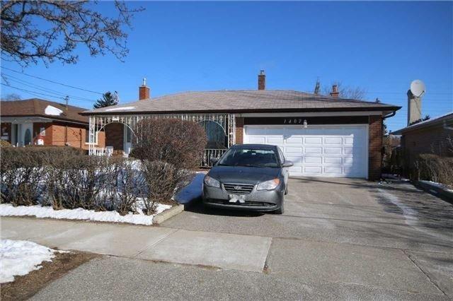 1407 Ogden Ave, Mississauga W4067545