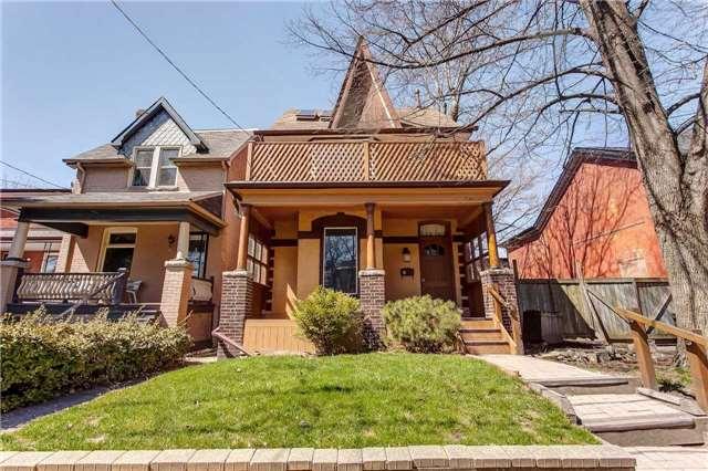 74 Gwynne Ave, Toronto W4112597