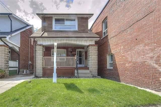 590 Runnymede Rd, Toronto W4121889