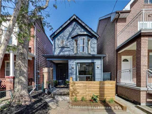 791 Shaw St, Toronto W4123638