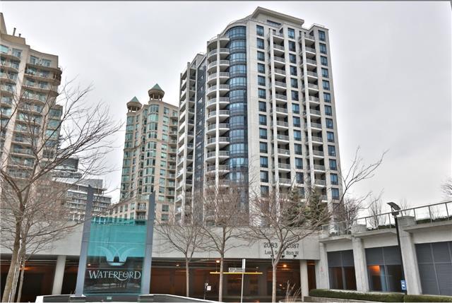 #603 - 2087 Lake Shore Blvd W, Toronto W4175378