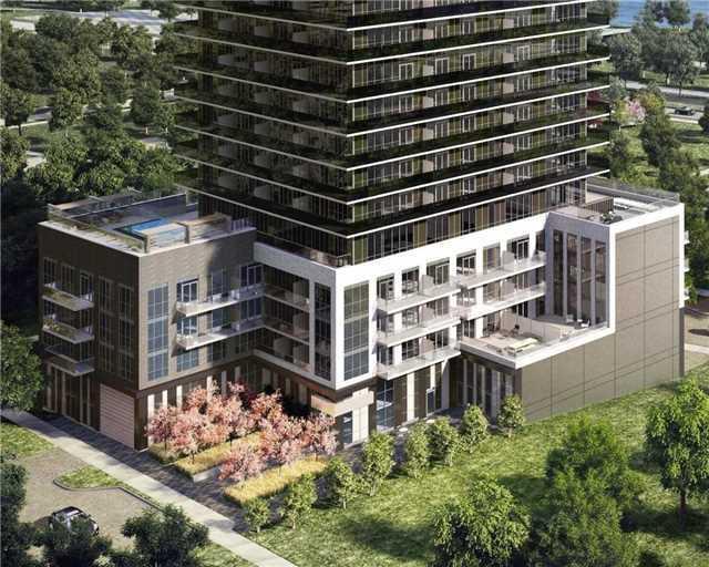 #313 - 2167 Lake Shore Blvd W, Toronto W4184048