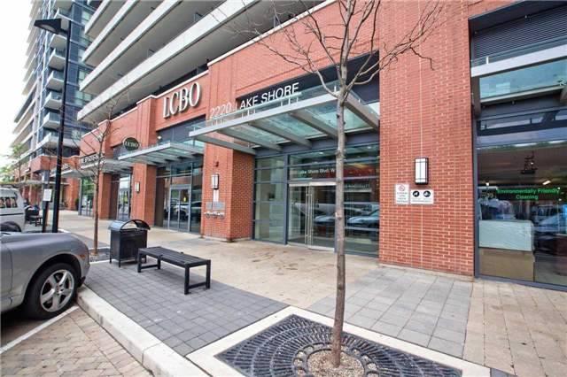#2302 - 2220 Lake Shore Blvd W, Toronto W4197405