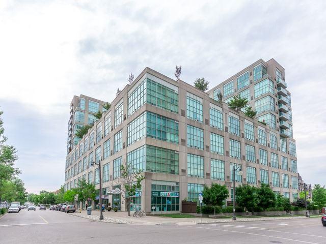 #319 - 300 Manitoba St, Toronto W4210347