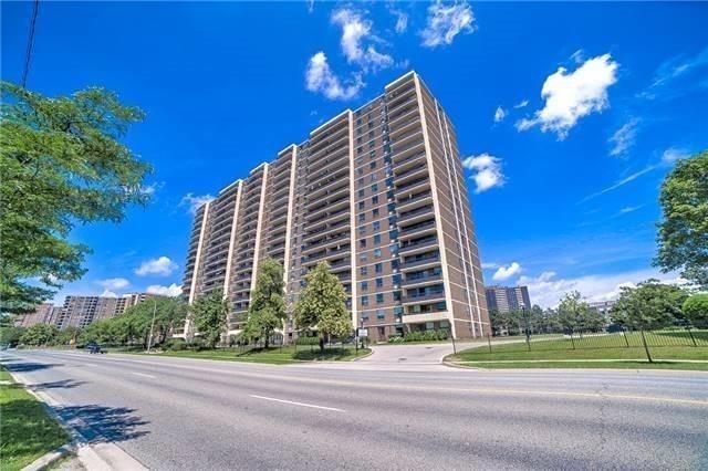 #1807 - 511 The West Mall, Toronto W4239328