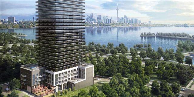 #2805 - 2167 Lake Shore Blvd W, Toronto W4264285