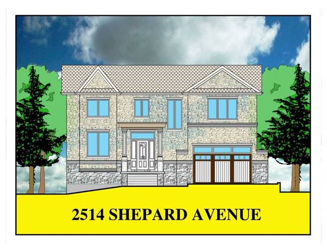2514 Shepard Ave, Mississauga W4296310