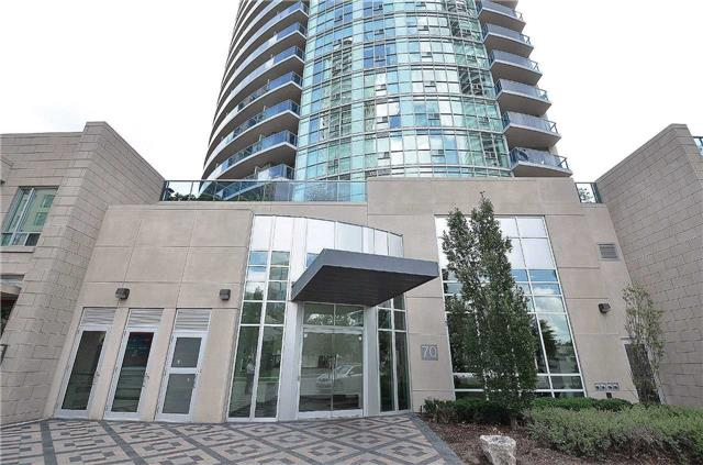 #408 - 70 Absolute Ave, Mississauga W4297567