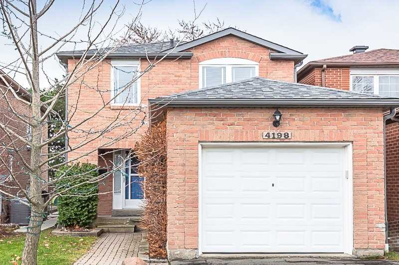 4198 Forest Fire Cres, Mississauga W4316331