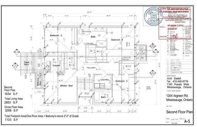1204 Argreen Rd, Mississauga W4327546