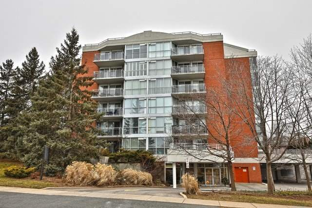 #604 - 1071 Queens Ave, Oakville W4332074
