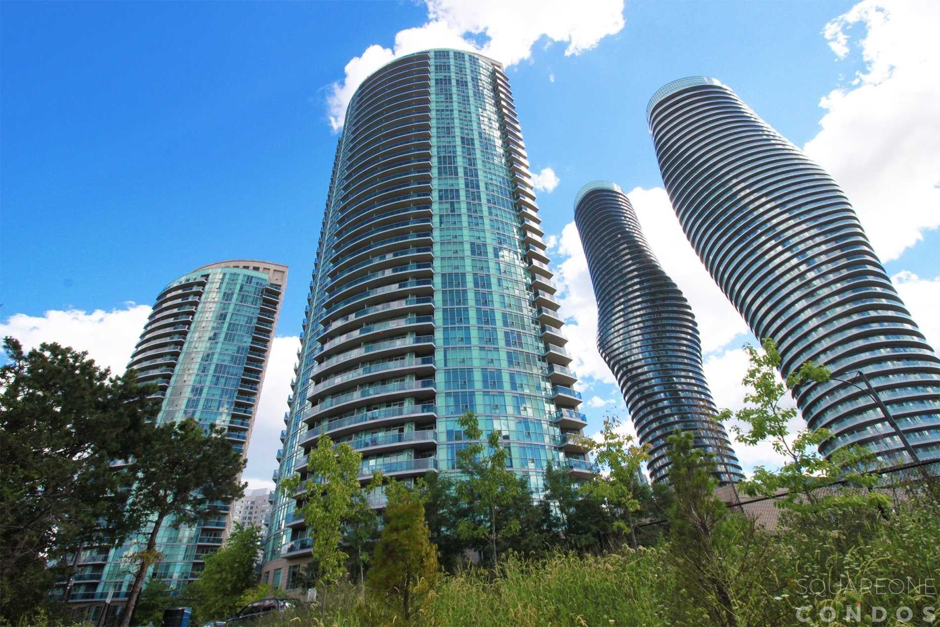 #2505 - 80 Absolute Ave, Mississauga W4355255