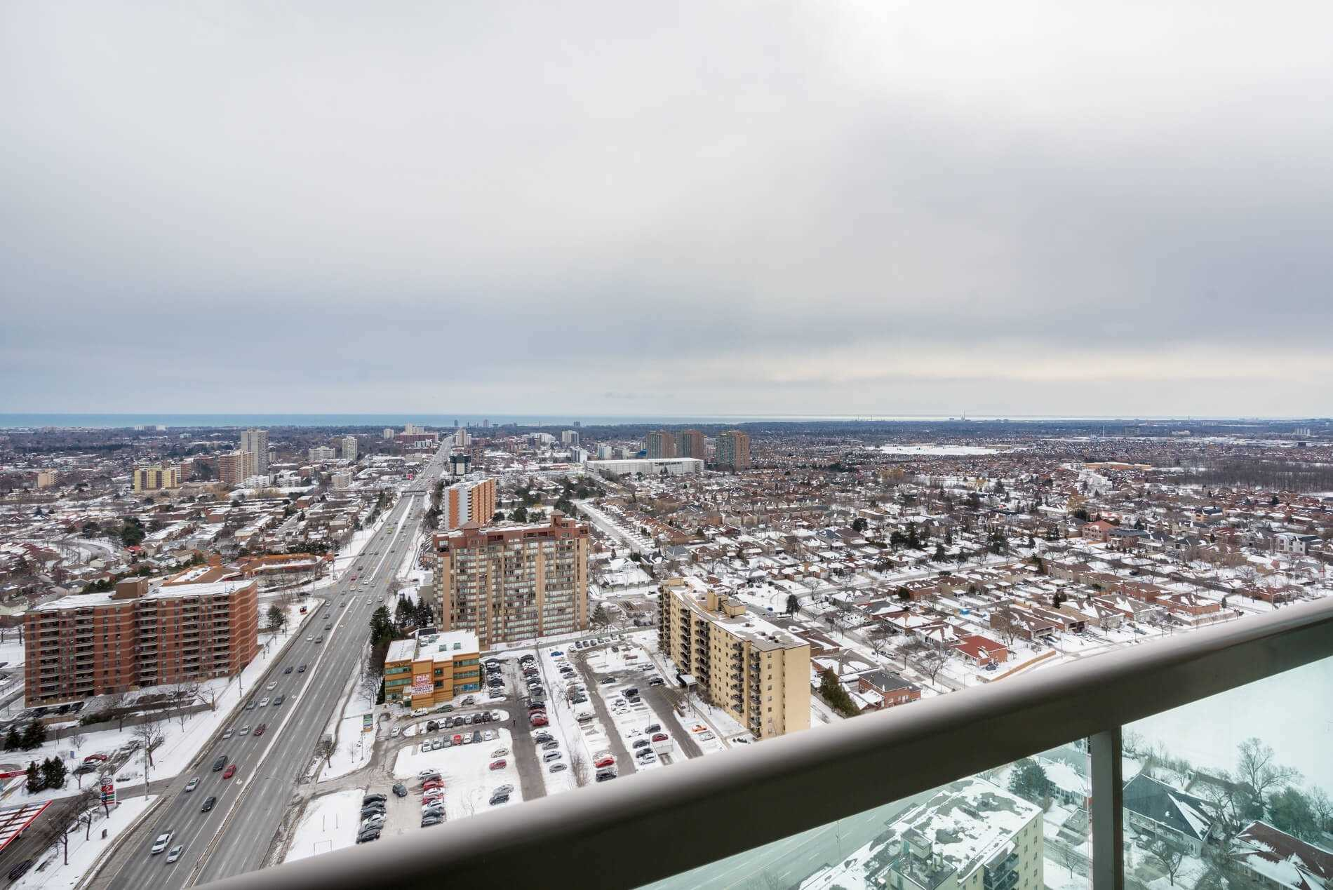 #3603 - 3504 Hurontario Ave, Mississauga W4364217