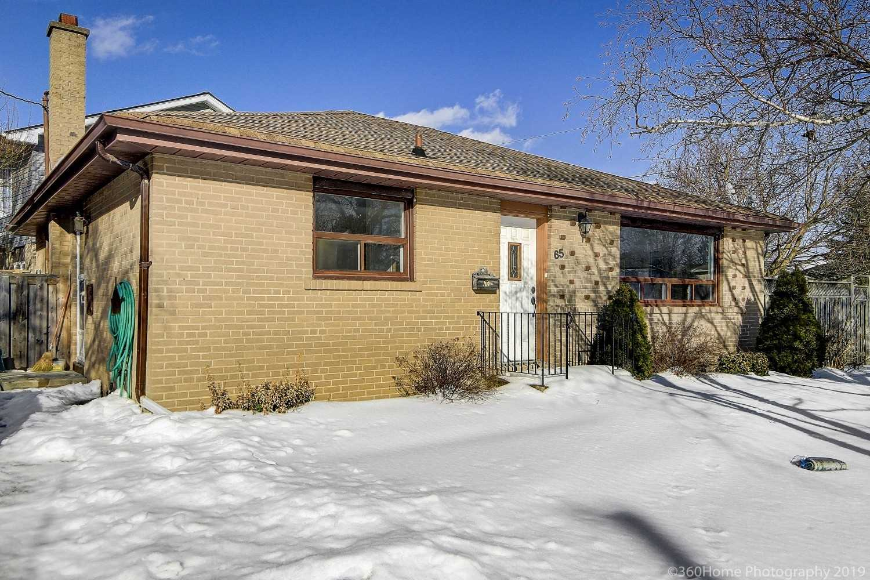 65 Anne Blvd, Milton W4364795