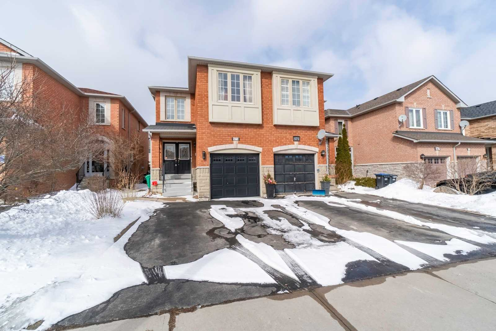 573 Cottagers Green Dr, Mississauga W4367390