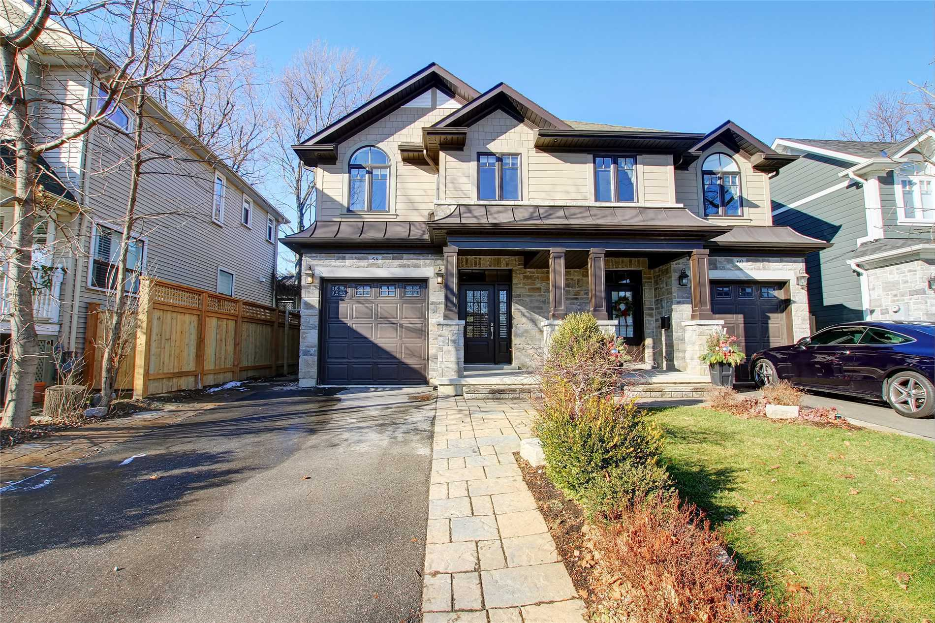 58 Forest Ave, Mississauga W4370257
