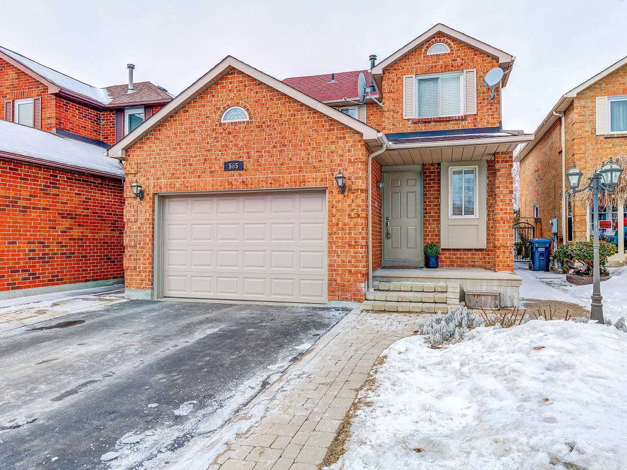 565 Bud Gregory Blvd, Mississauga W4388909