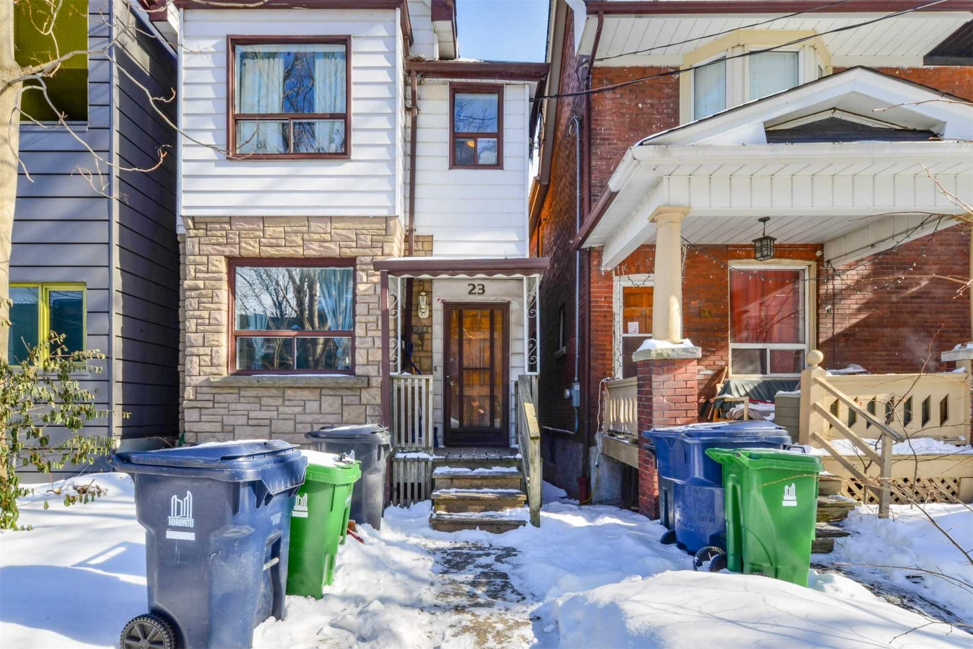 23 Ritchie Ave, Toronto W4389737