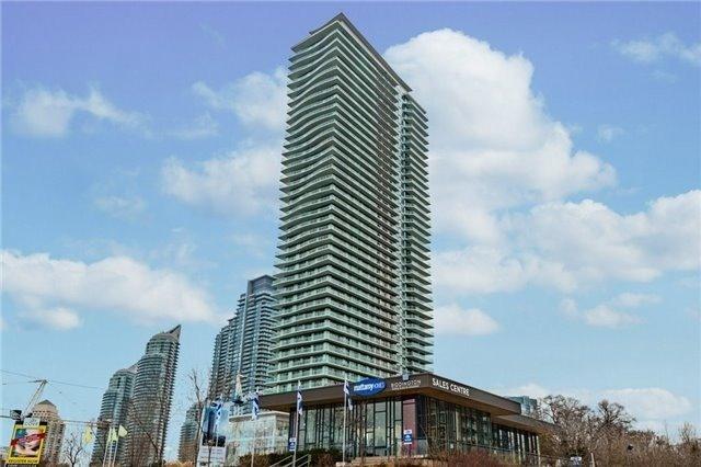 #2809 - 33 Shore Breeze Dr, Toronto W4396045
