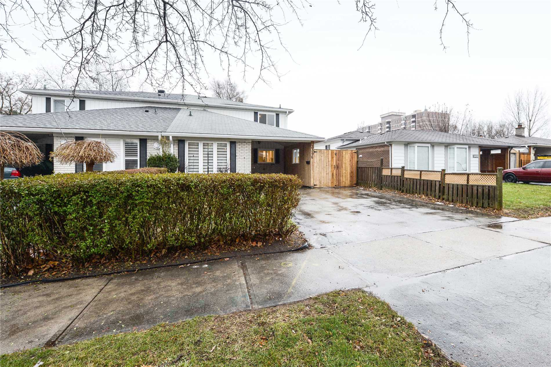 3396 Bannerhill Ave, Mississauga W4404085