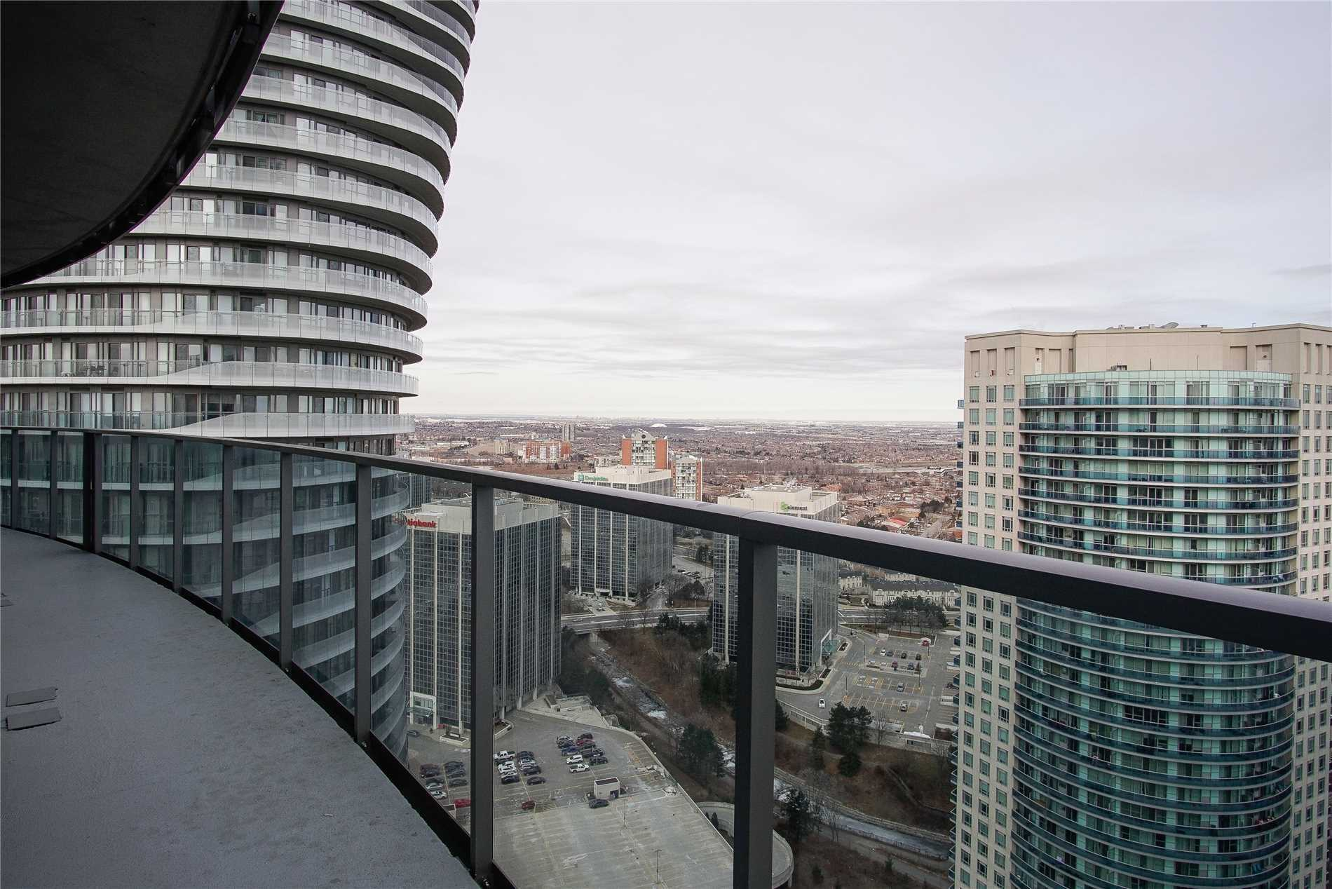 #3307 - 60 Absolute Ave, Mississauga W4405284