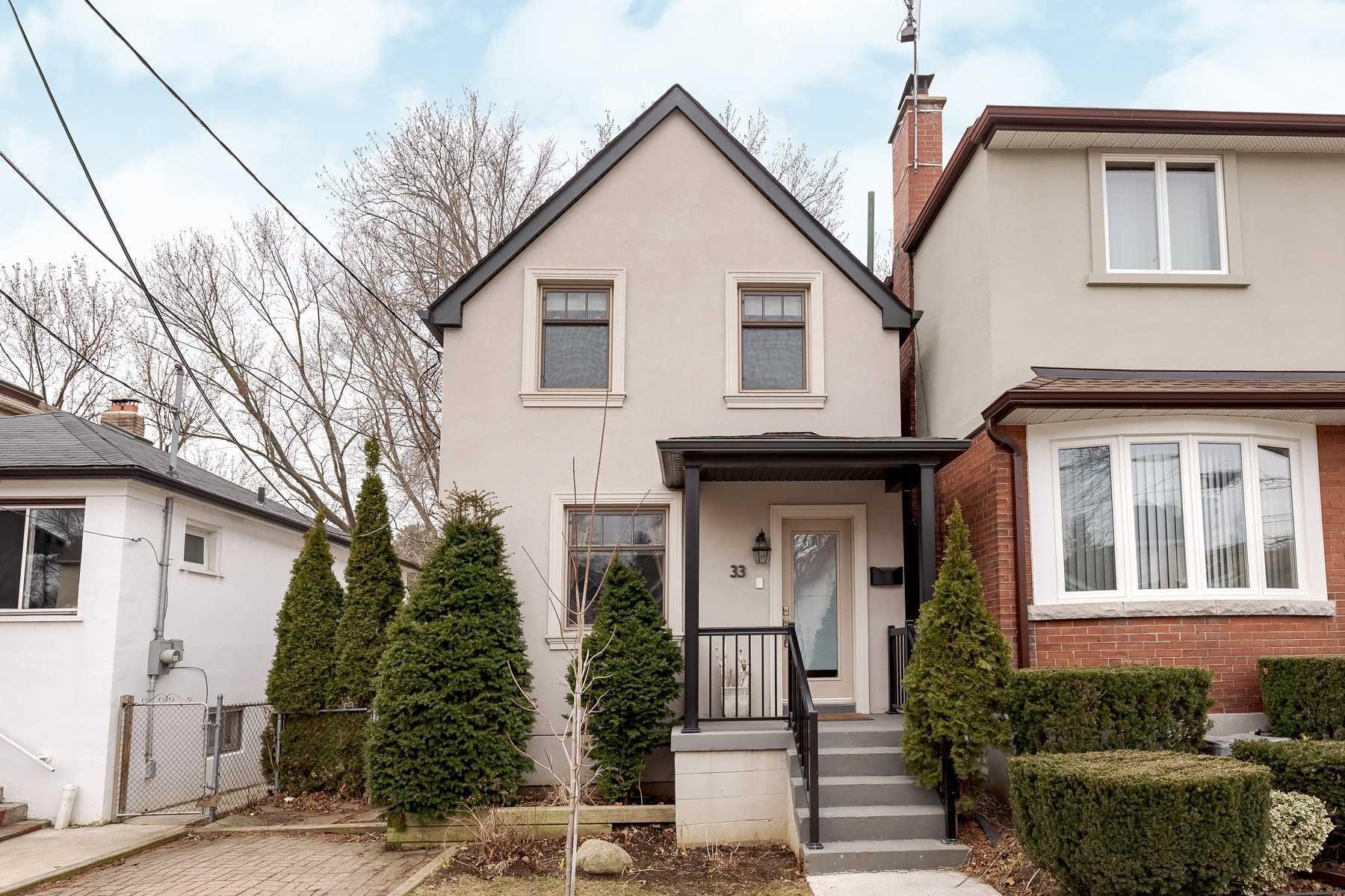 33 Warren Cres, Toronto W4407849