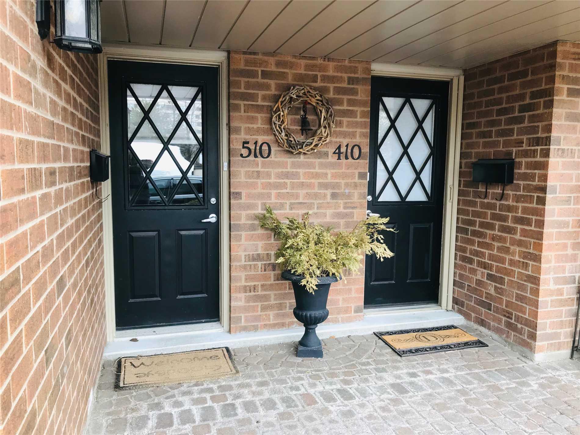 #510 - 1000 Cedarglen Gate, Mississauga W4409811