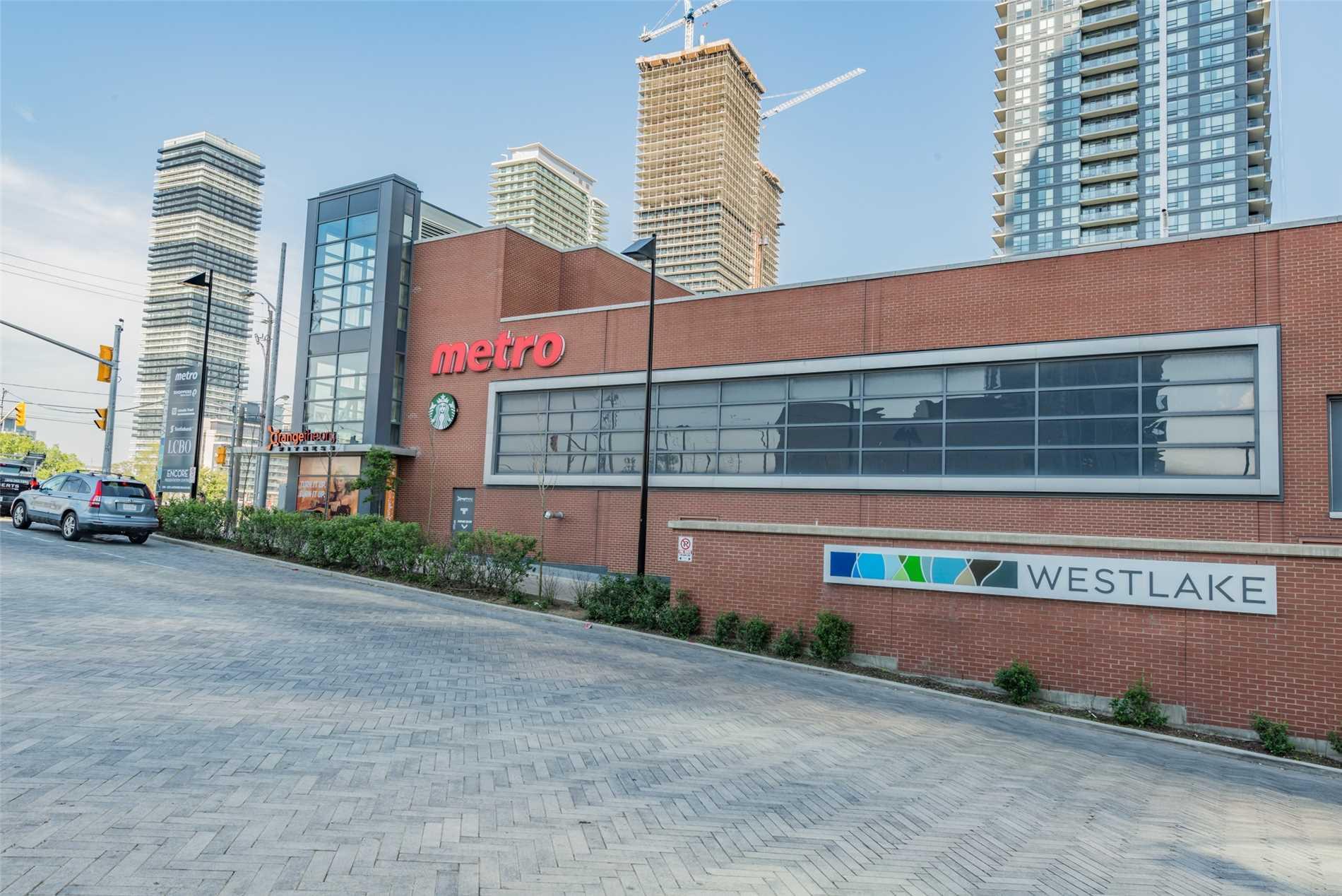 #606 - 10 Park Lawn Rd, Toronto W4411152