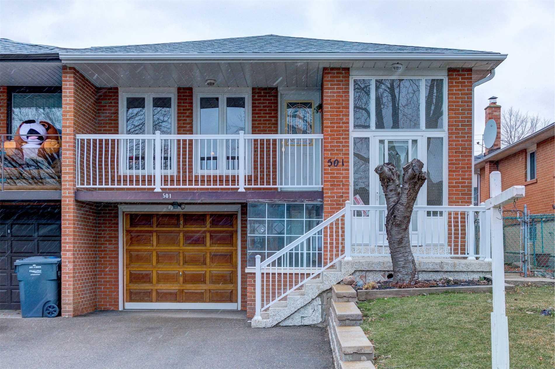 501 Fendalton St, Mississauga W4413771
