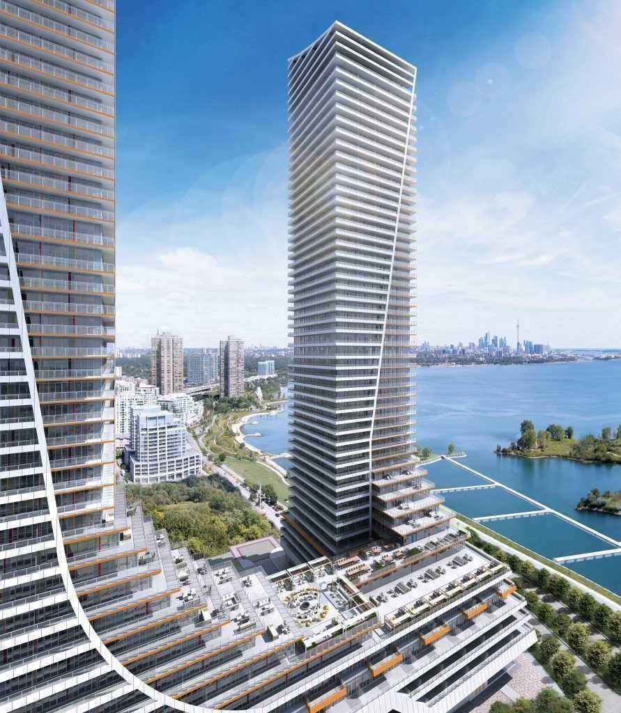 #4912 - 2183  Lake Shore Blvd W, Toronto W4414110