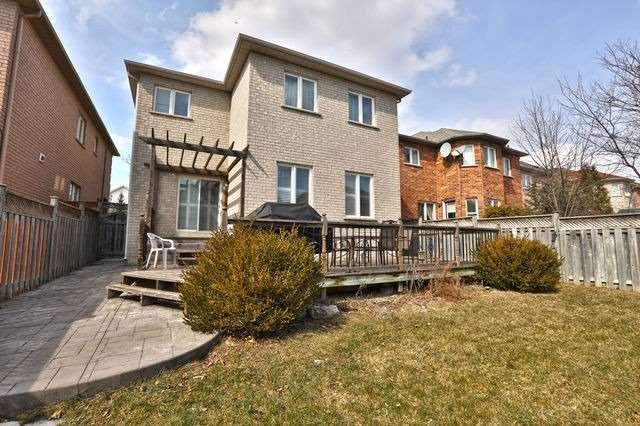 814 Crawford Mill Ave, Mississauga W4415788