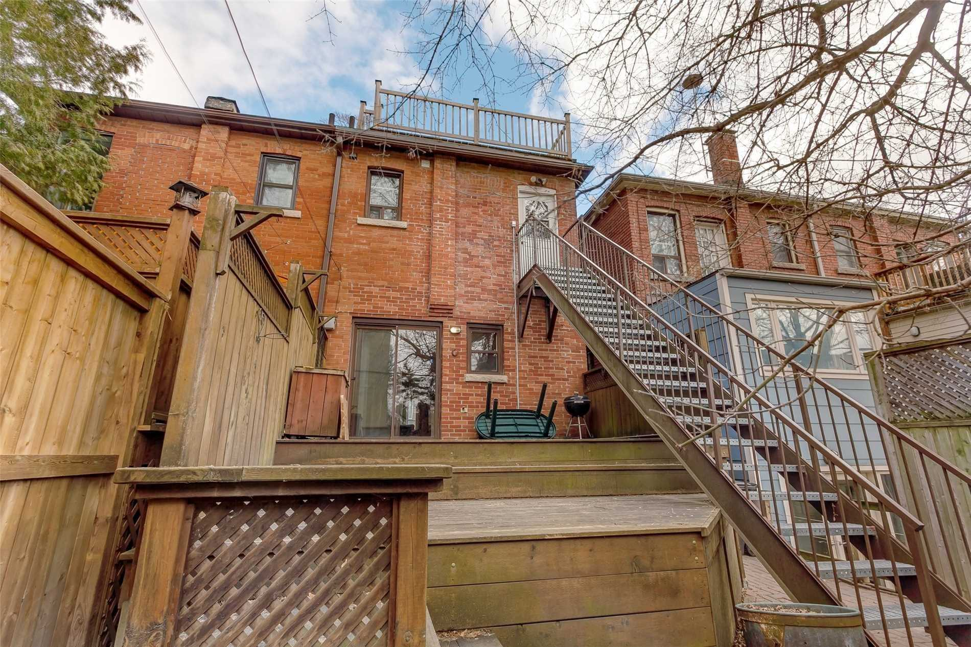 12 Ridley Gdns, Toronto W4423389