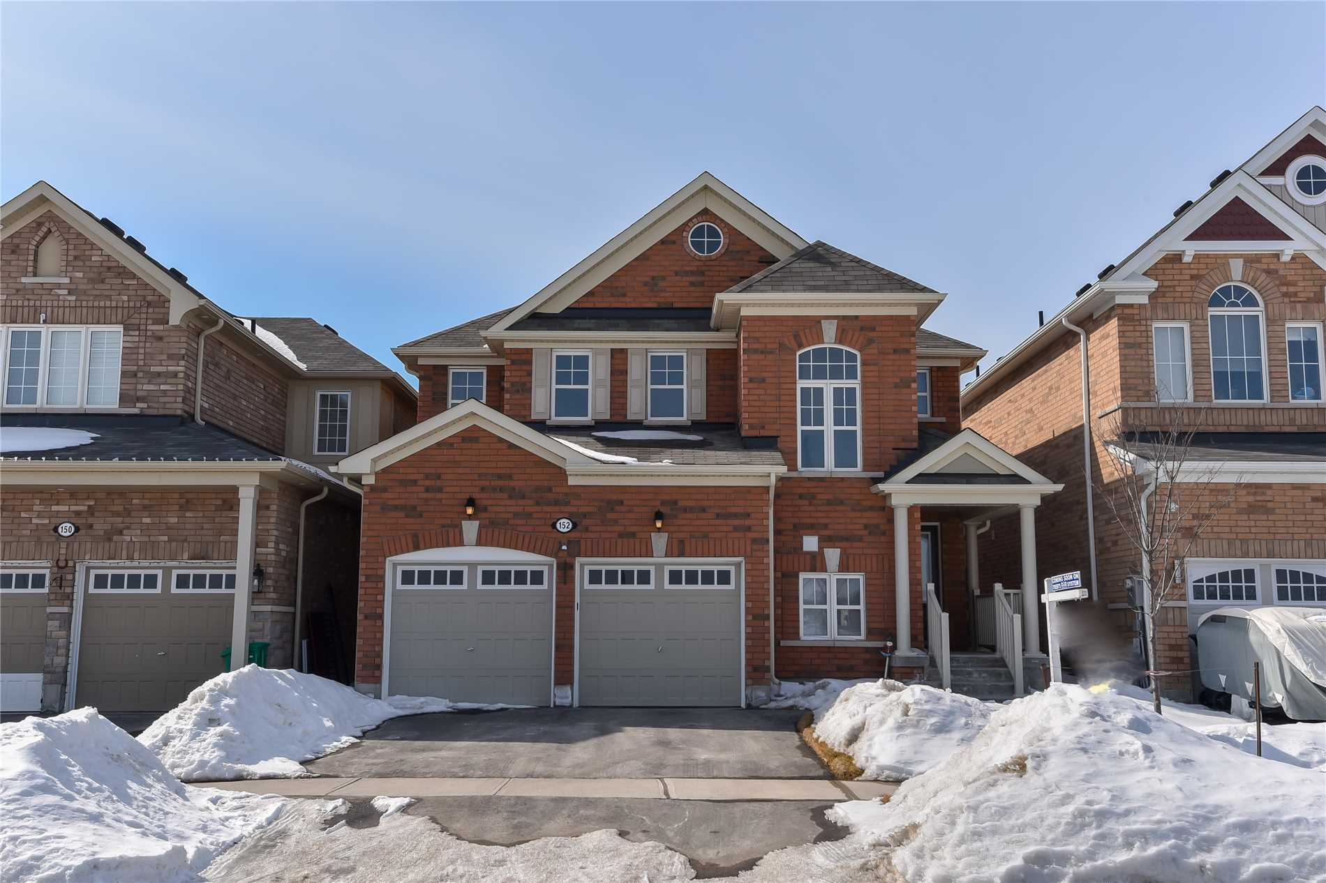152 Thornbush Blvd, Brampton W4426905