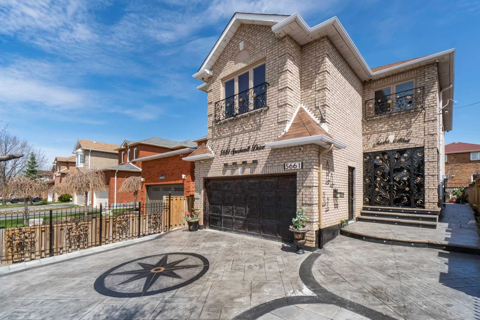 5661 Sparkwell Dr, Mississauga W4429271