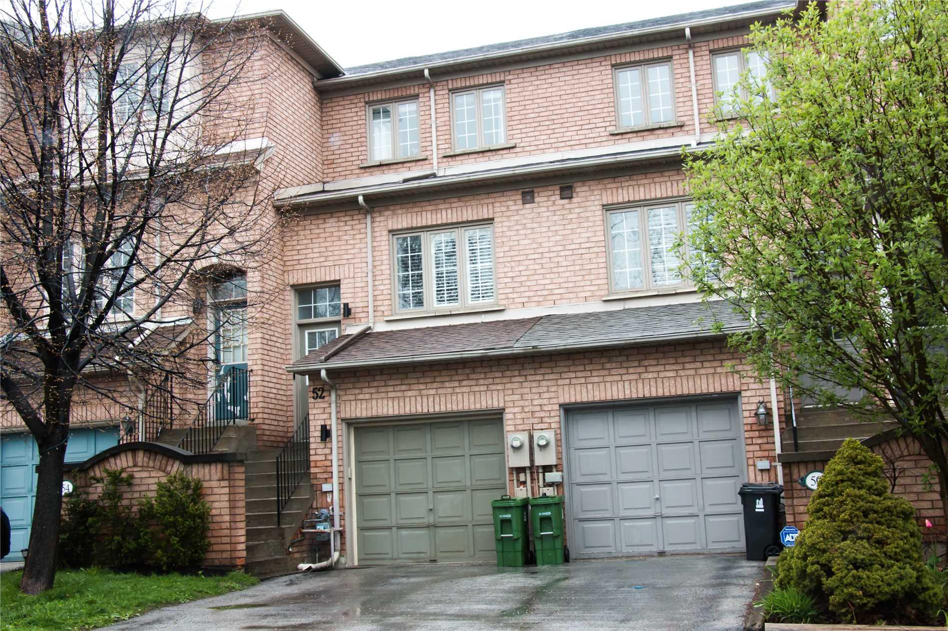 52 Harbourview Cres, Toronto W4445853