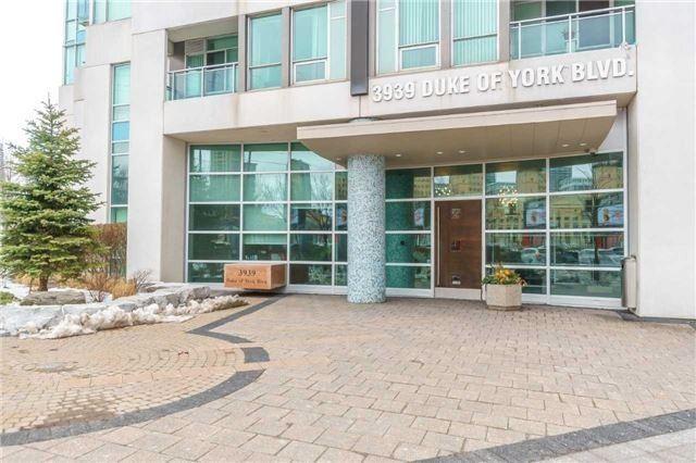 #606 - 3939 Duke Of York Blvd, Mississauga W4446336