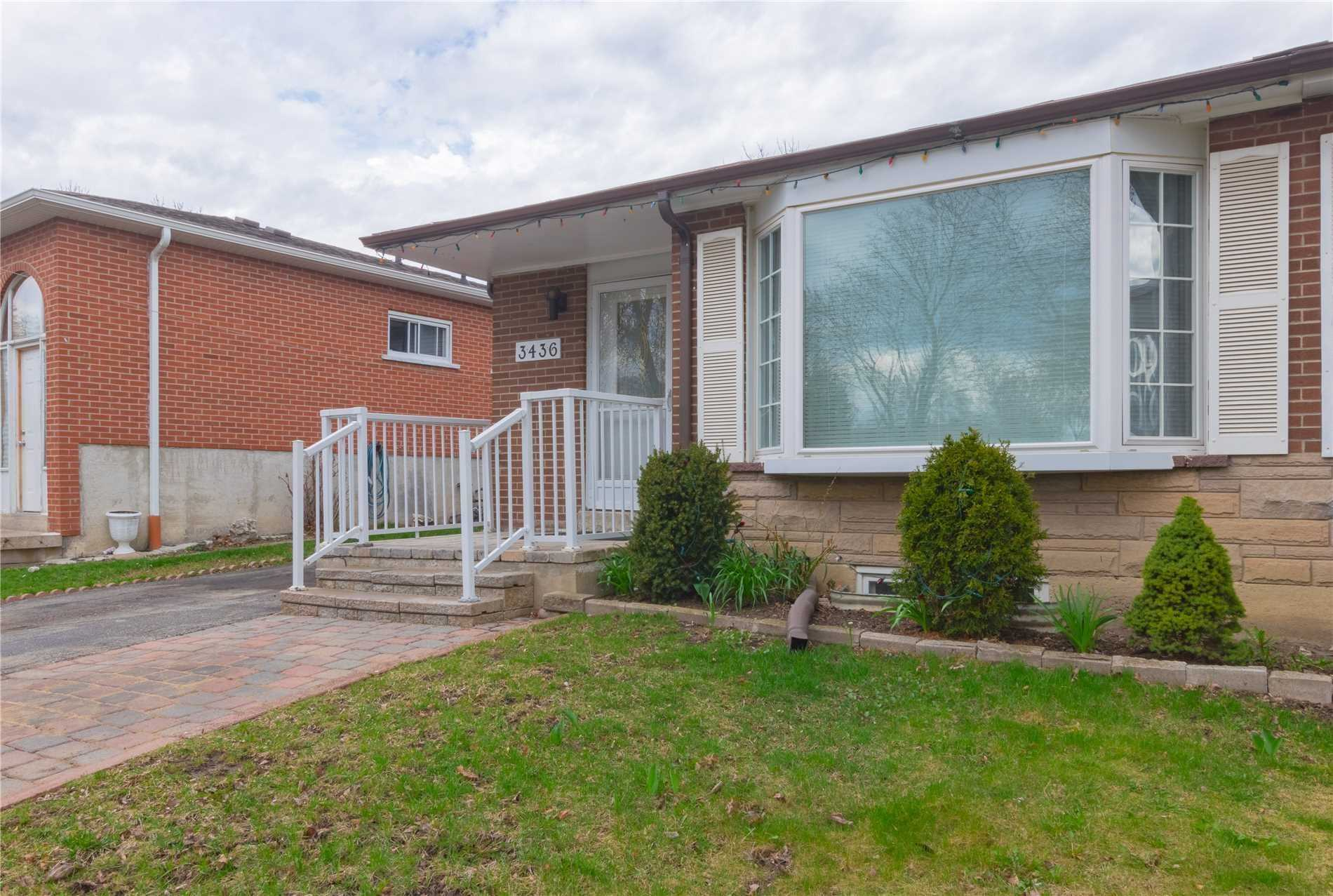 3436 Oakglade Cres, Mississauga W4449526