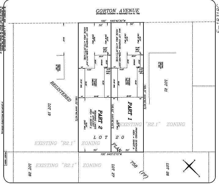 975 Gorton (Part 2)  Ave, Burlington W4453131