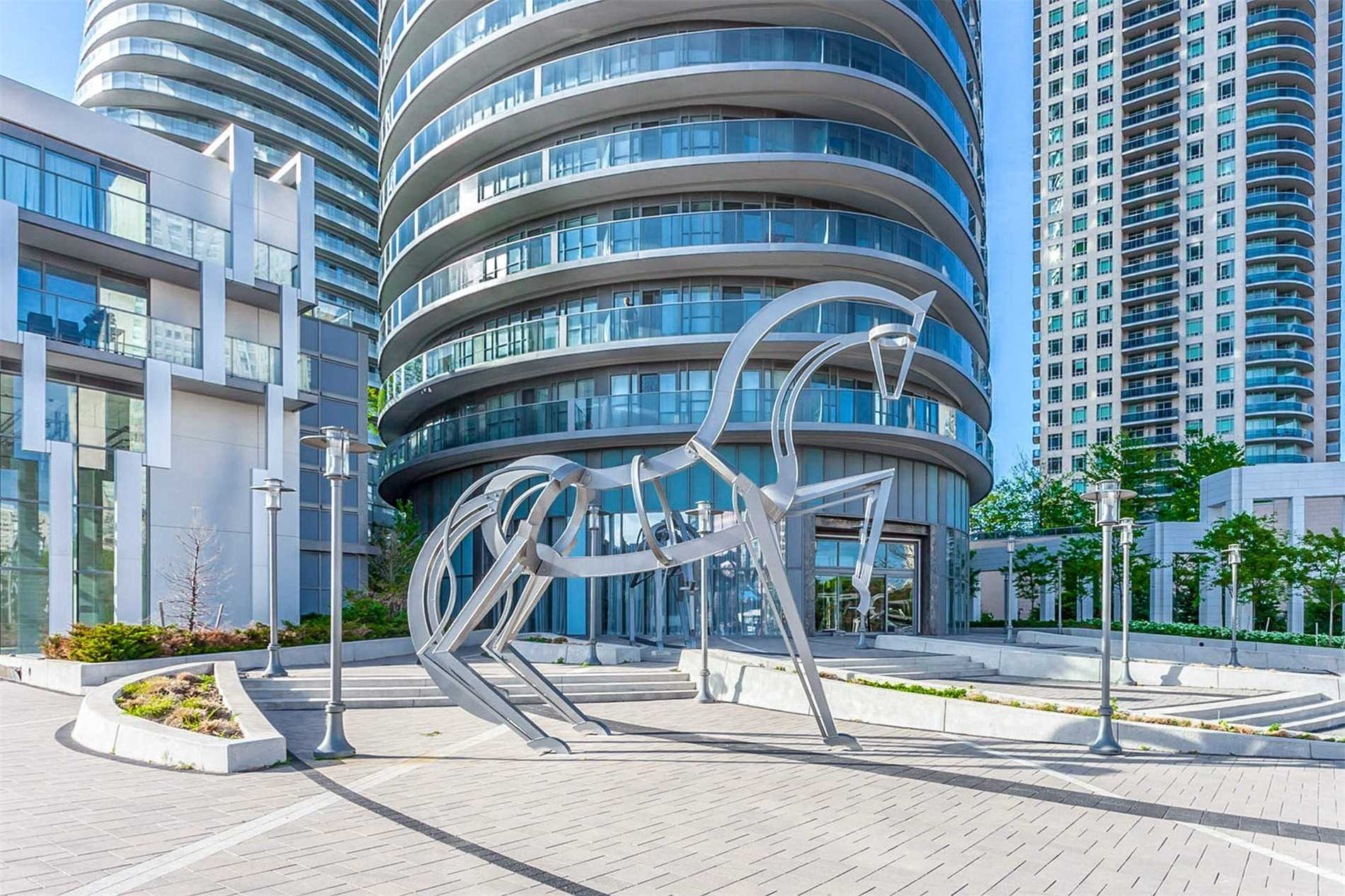#307 - 50 Absolute Ave, Mississauga W4467821
