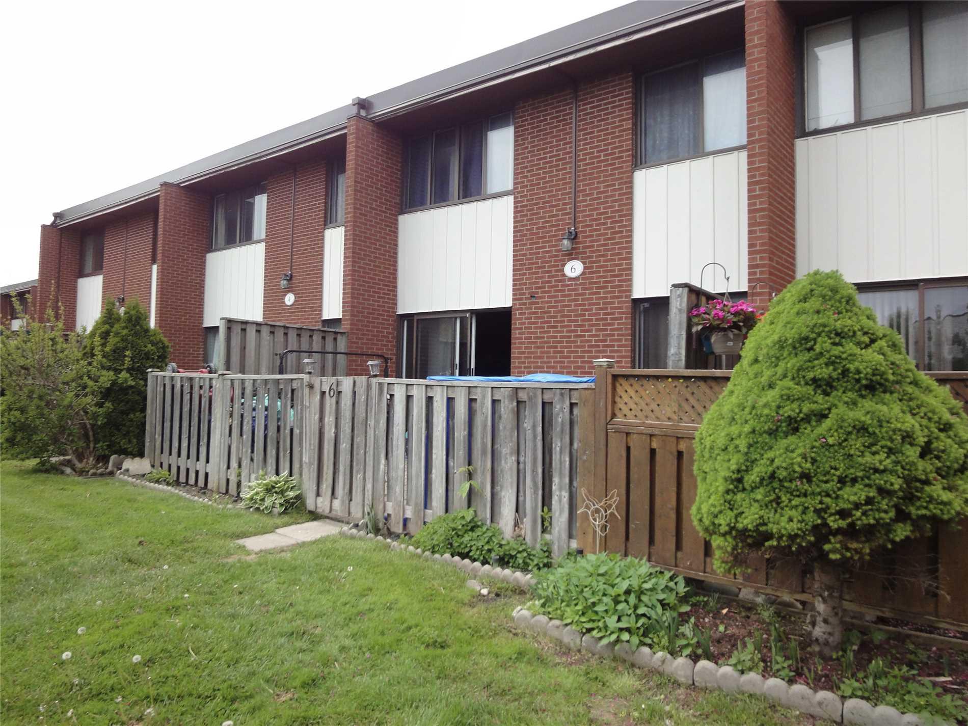 #6 - 1200 Gripsholm Rd, Mississauga W4470094