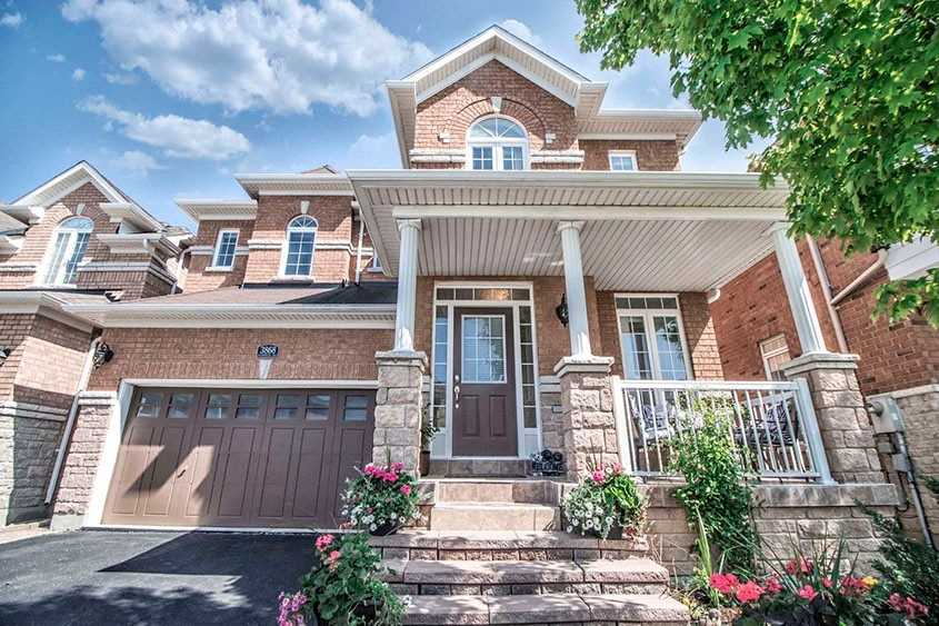 3868 Bloomington Cres, Mississauga W4471723