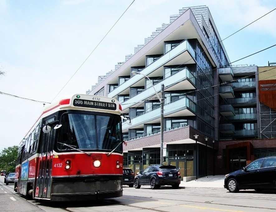 #213 - 38 Howard Park Ave, Toronto W4471973