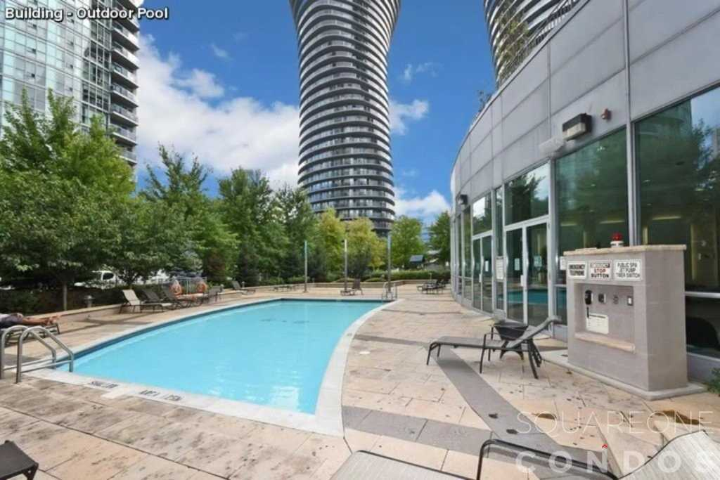 #1901 - 60 Absolute Ave, Mississauga W4477337