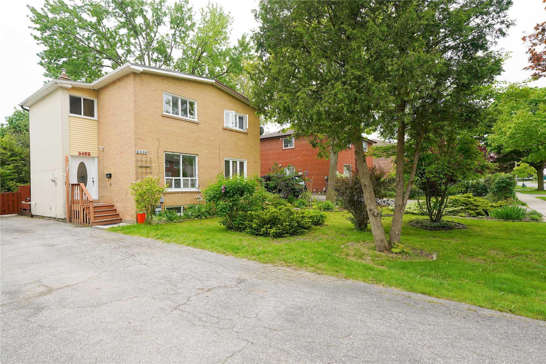 2458 Brookhurst Rd, Mississauga W4507609