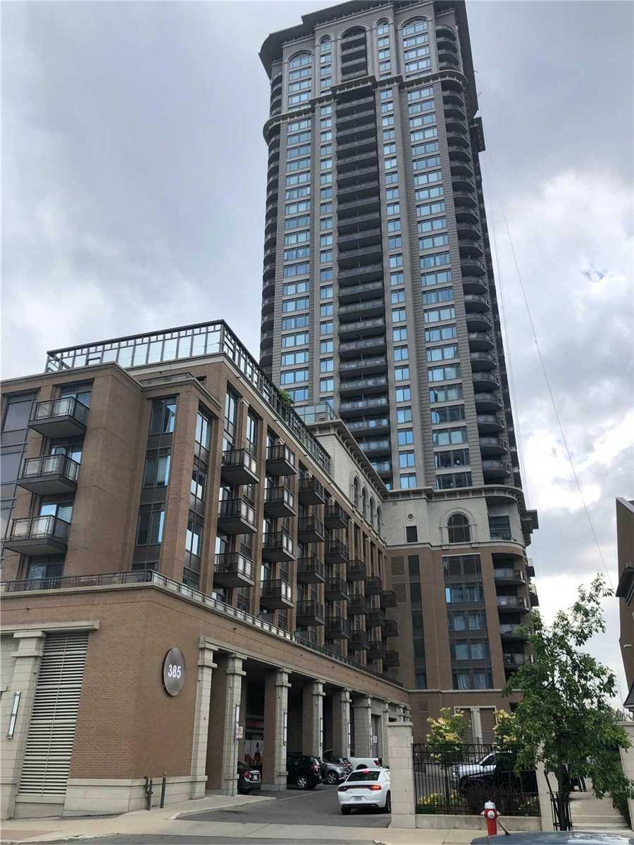 #3608 - 385 Prince Of Wales Dr, Mississauga W4507879