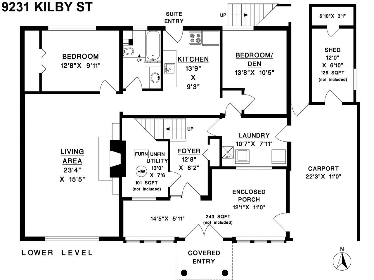 9231 KILBY Street, Richmond R2334936