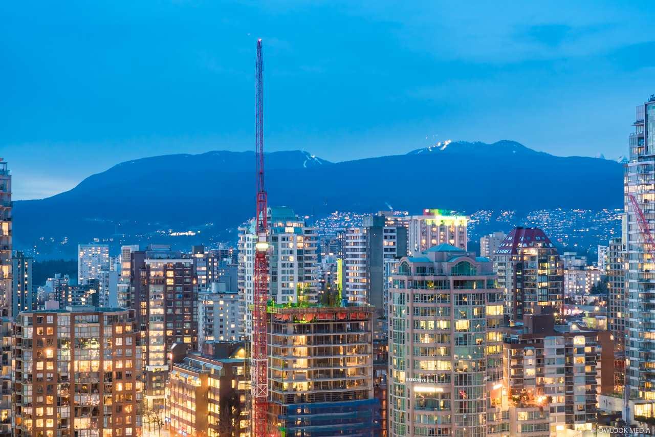 #3106 - 583 BEACH Crescent, Vancouver R2341639