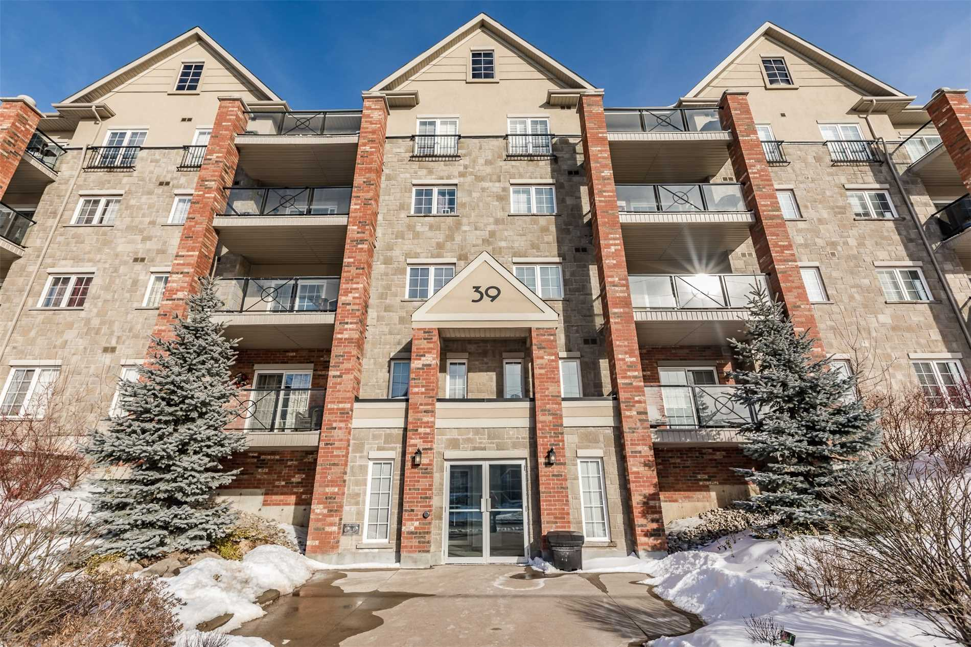 #211 - 39 Ferndale Dr S, Barrie S4374413