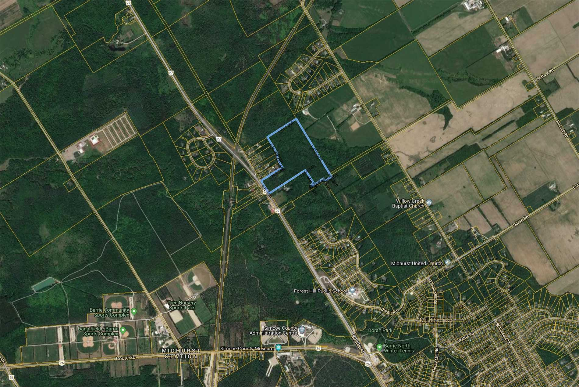 11687 County Road 27 Rd, Springwater S4414321