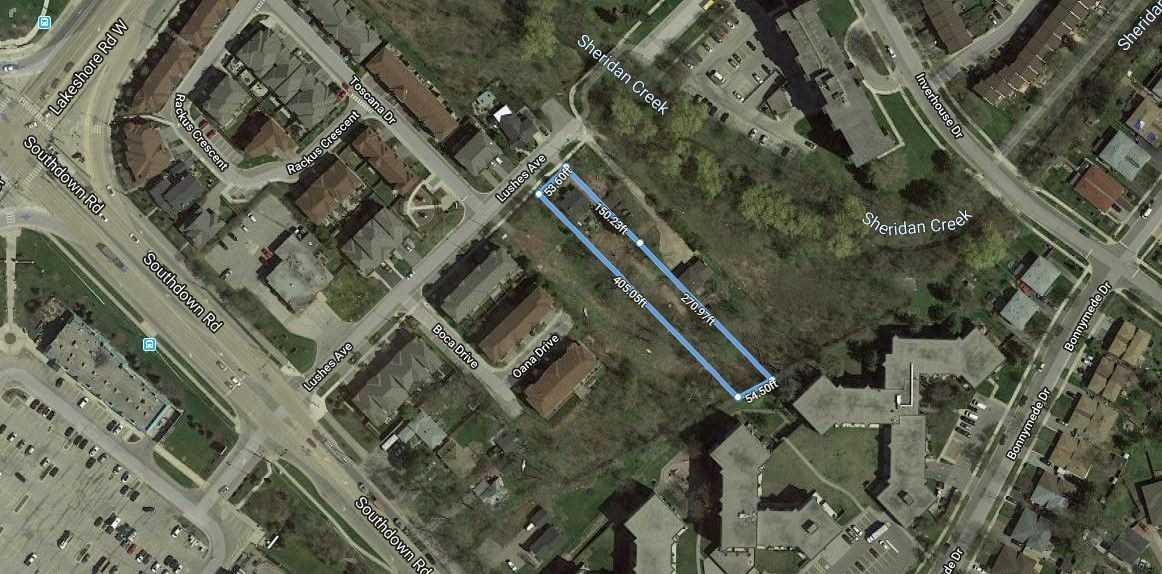 1990 Lushes Ave, Mississauga W4458259
